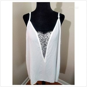 Torrid Laced White Top